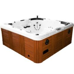 Utomhusspa Four Winds Spas Hawaii Valnöt